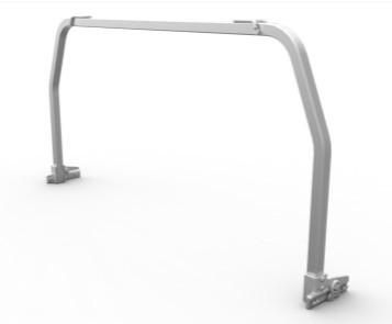 Bow Rear Rack