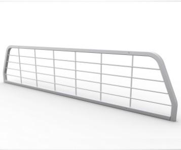 Steel Window Protector
