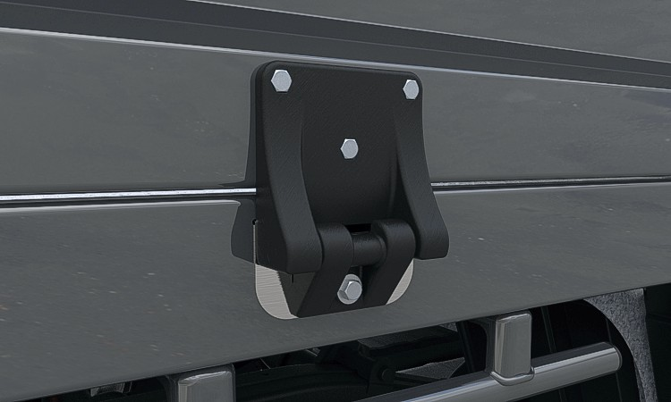 QuickLock Hinge